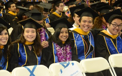Graduation Day 2015 for UCLA Engineering