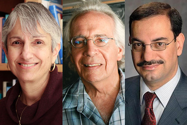 Three faculty members elected to the National Academy of Engineering