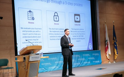 Student-led Cybersecurity Firm Wins 2015-16 ITA Venture Competition