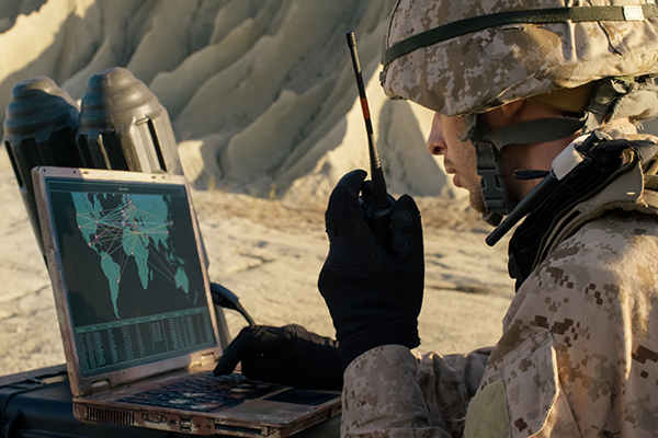 "UCLA ECE team receives $4 million to develop ""internet of things"" for the battlefield"