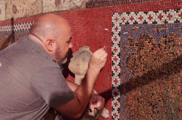Restoring a Medieval Mosaic With 'Sol'