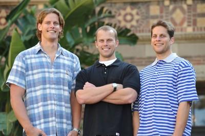 Bruin Brothers: Jonas, Henrik and Peter Borgstrom