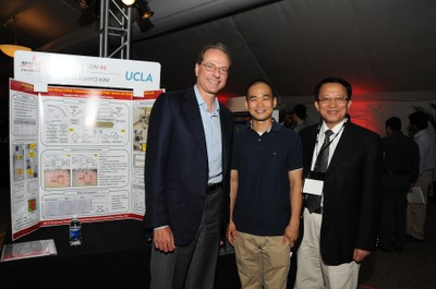 UCLA EE Student Wins $10,000 Broadcom Award