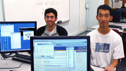 Students Create Open Source Instant Messaging Tool