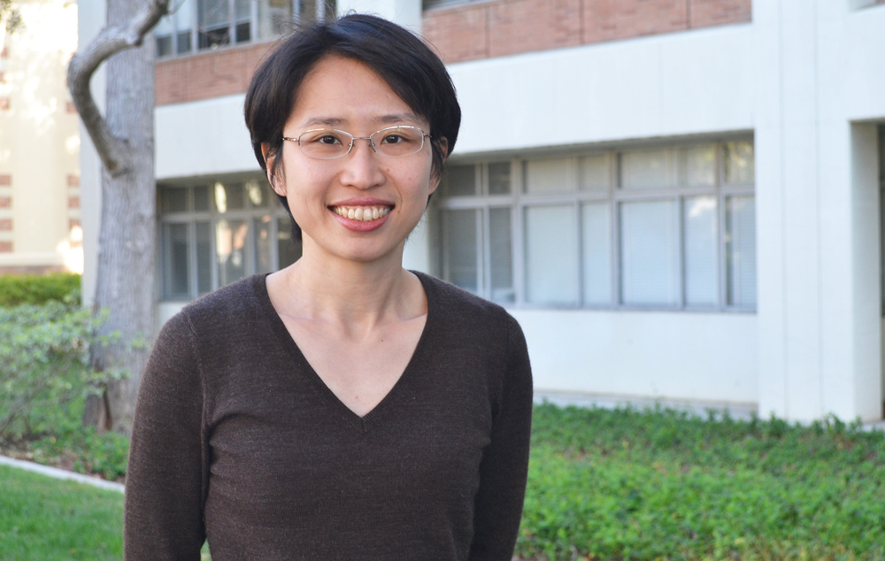 Chen Receives NSF CAREER Award