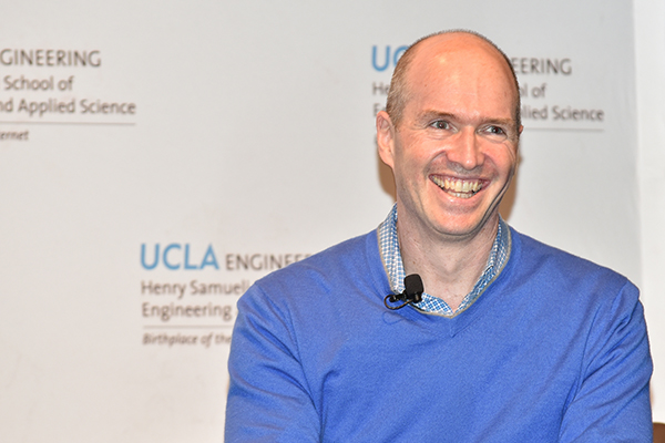 Silicon Valley Venture Capitalist Ben Horowitz MS '90 on business leadership
