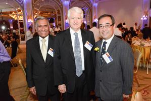 Mong, Rice Honored at 2013 UCLA Engineering Awards Gala