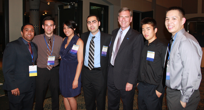 2011 UCLA Engineering Senior Class Campaign a Success