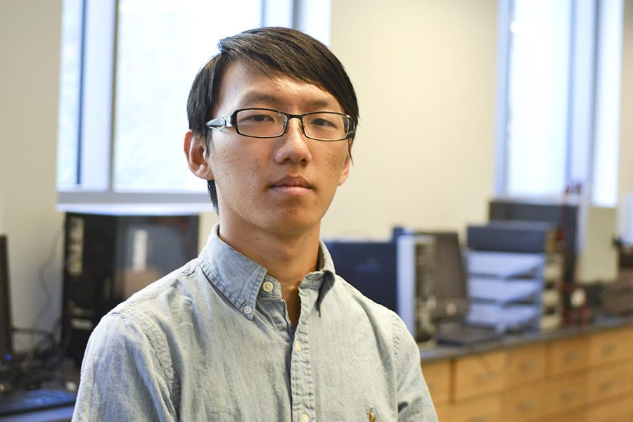Grad student working on neuromorphic computing receives IBM fellowship