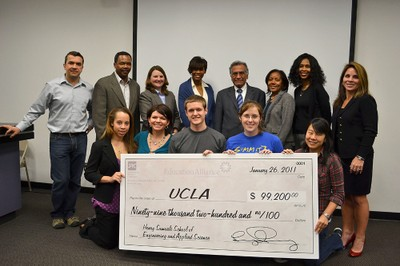 SRC Education Alliance Undergraduate Research Opportunities Made Possible by Major Grant from Intel Foundation