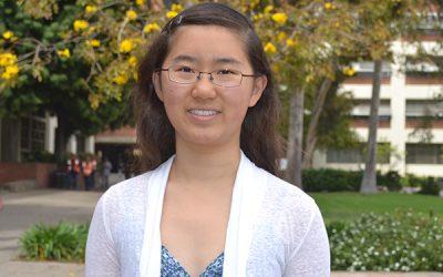 Graduating CS senior receives prestigious fellowship for graduate study