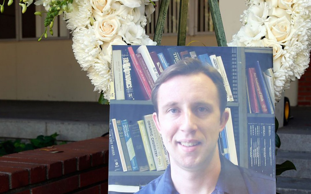 UCLA establishes fund for family of slain faculty member William Klug