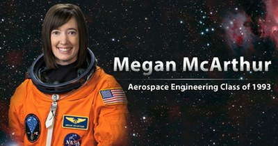 10 questions for Bruin Astronaut Megan McArthur