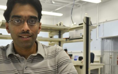 Robots for the Masses: 3Qs with Ankur Mehta