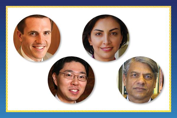 Celebrating National Engineers Week 2017: Faculty Honorees