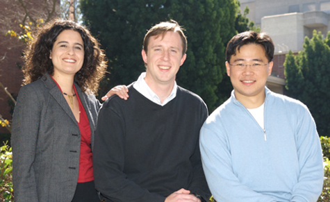 UCLA Engineering: UCLA Faculty Win NSF CAREER Award