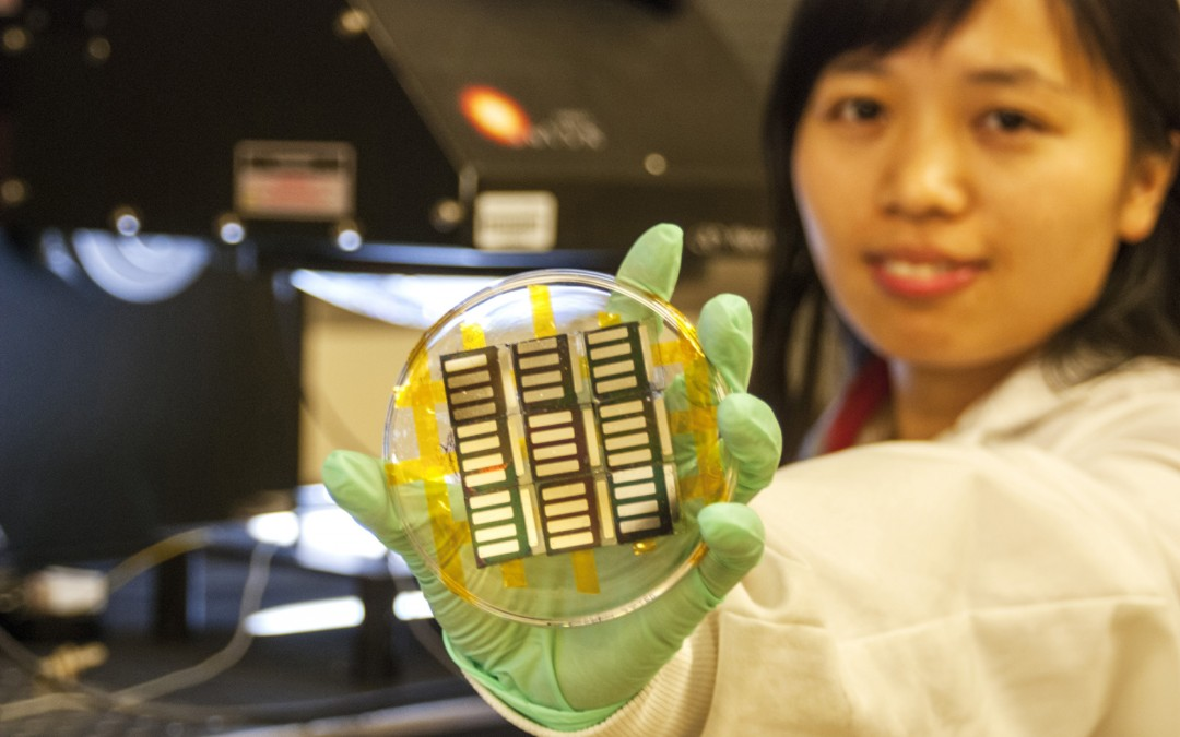 UCLA Researchers Improve Process for Manufacturing Highly Efficient Solar Cells