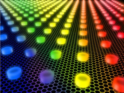 UCLA Researchers Enhance Graphene to Enable Multicolor Photodetection