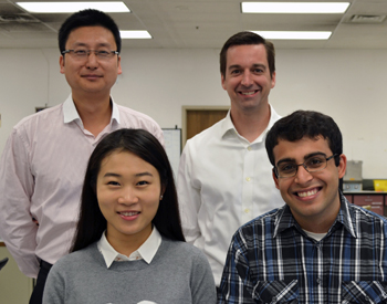 EE Grad Students Receive Qualcomm Innovation Fellowship