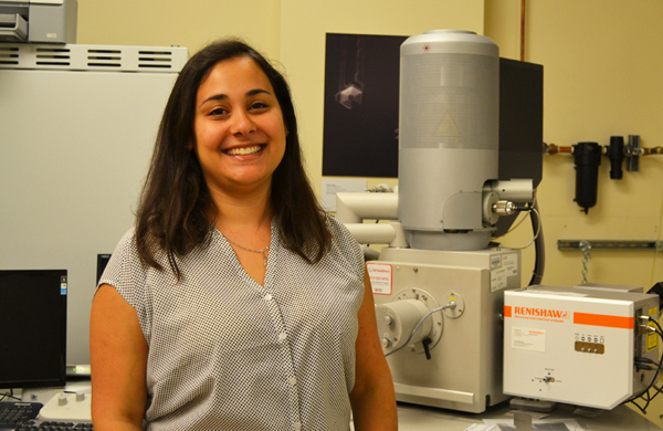 Materials Science Grad Student Granted Fulbright Award to Study Ancient Tombs in Cyprus