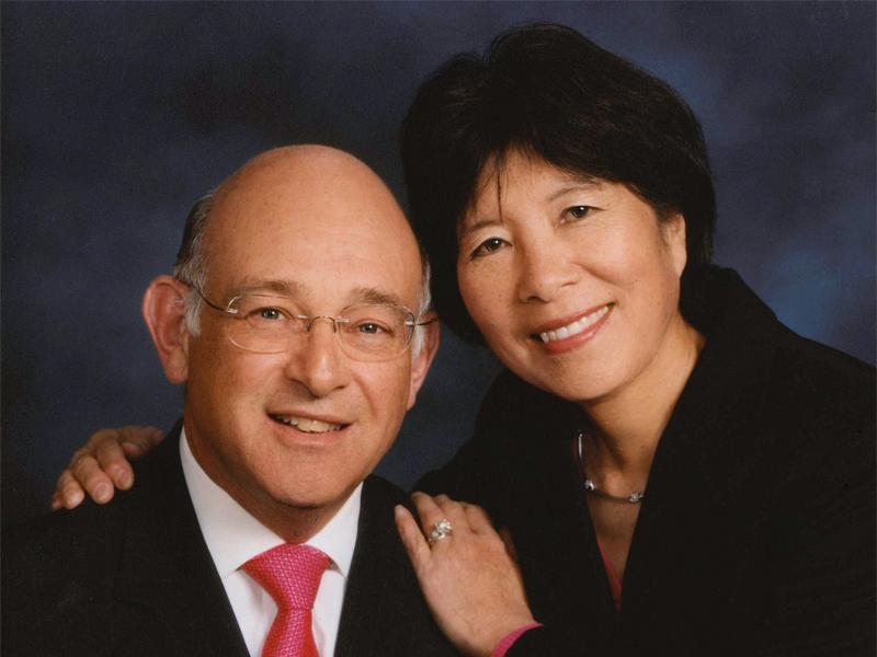 Alumni Ronald and Valerie Sugar give $5 million to UCLA Engineering