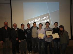 SEM Winners