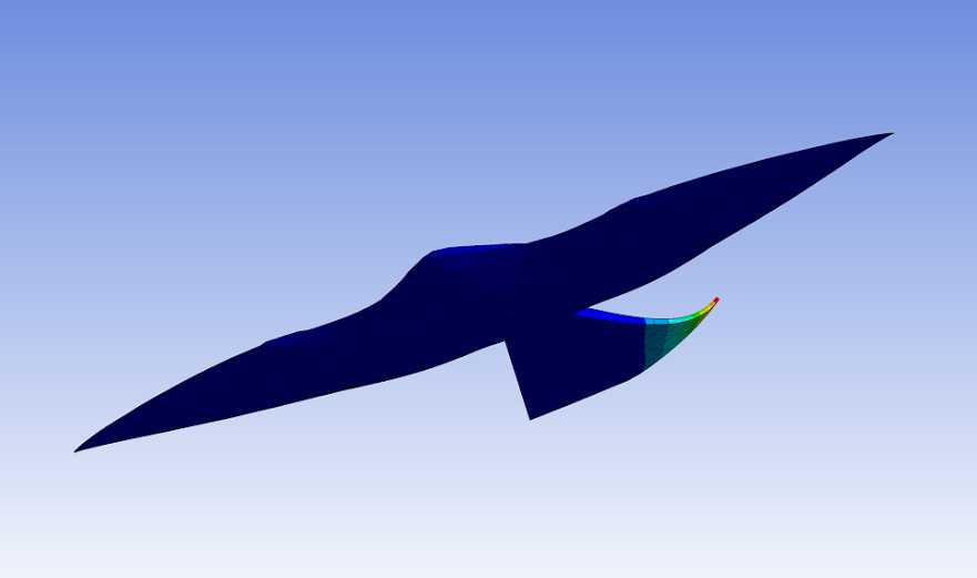 UCLA to play role in developing shape-shifting wings for aircraft