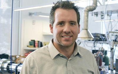 Spearrin receives NSF CAREER Award for combustion research