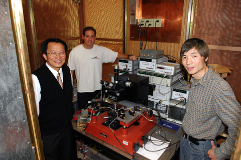 UCLA Engineers Set New World Record in Generation of High-Frequency Submillimeter Waves