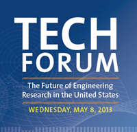 Industry Leaders, Faculty and Students to Gather at May 8 Tech Forum