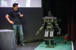 Robots Take Center Stage at Tech Forum 2015