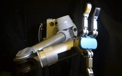 Flexible 'skin' can help robots, prosthetics perform everyday tasks by sensing shear force
