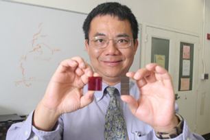 UCLA Engineers Pioneer Affordable Alternative Energy Resource — Solar Energy Cells Made of Everyday Plastic