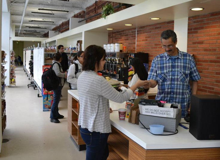 New Café by the SEAS is a big hit