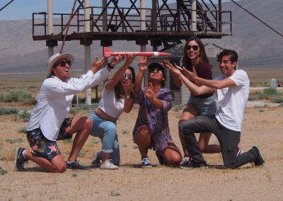 Speed Queen: MAE 157A Design-Build_Launch Winners.
