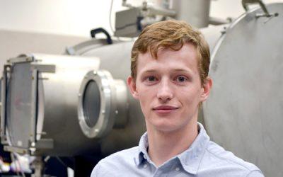 Grad student receives prestigious NASA fellowship