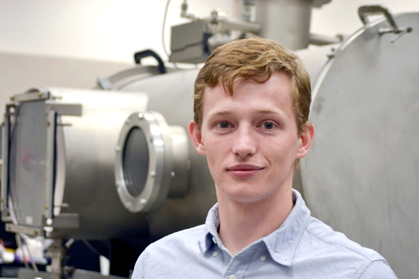 Grad student receives prestigious NASA fellowship