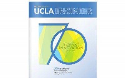 UCLA Engineer Magazine Fall 2015