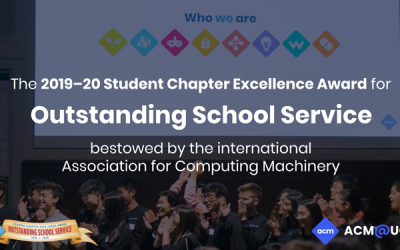 UCLA Student Club Honored by World's Largest Educational and Scientific Computing Society