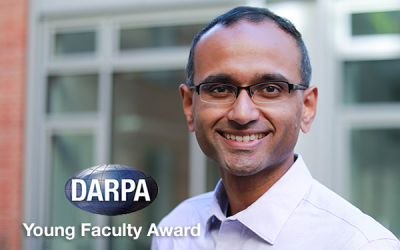 Materials Scientist Receives DARPA Young Faculty Award to  Advance Cooling Technologies