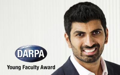 UCLA Electrical Engineer Receives DARPA Young Faculty Award for Contactless COVID Testing