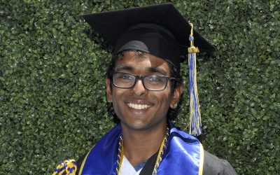 UCLA Engineering Outstanding Bachelor Awardee Champions Equity for LGBTQ+ Community