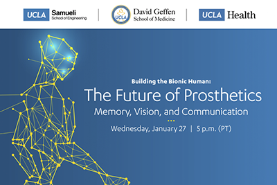 The Future of Prosthetics: Memory, Vision, and Communication