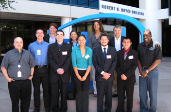 UCLA Engineering's CEED Awarded $25,000 for Student Participation in the Intel Innovation Challenge