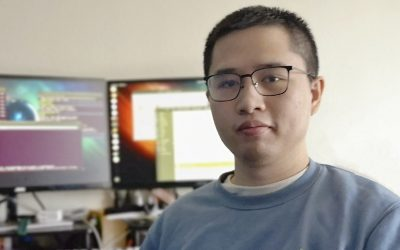 Engineering Doctoral Student Named a Bloomberg Data Science Ph.D. Fellow