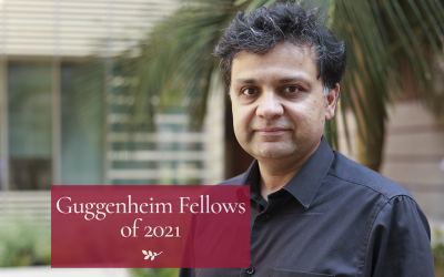 Engineering Professor Awarded 2021 Guggenheim Fellowship
