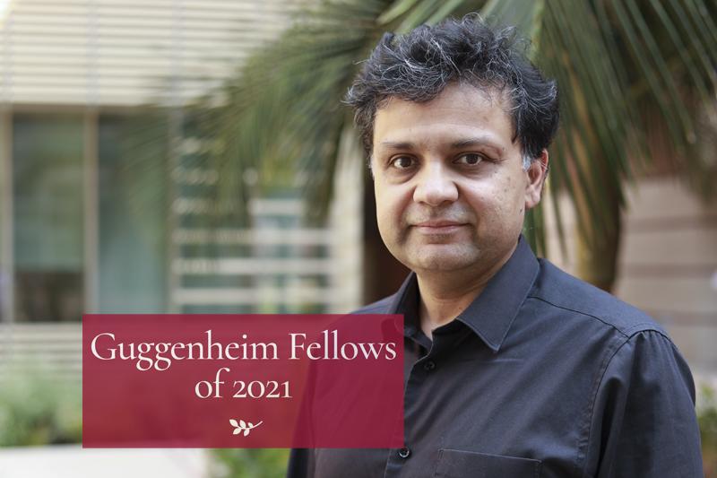 Diggavi Suhas Awarded 2021 Guggenheim Fellowship