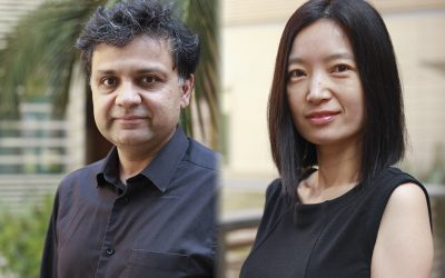 Two professors receive Amazon Research Awards