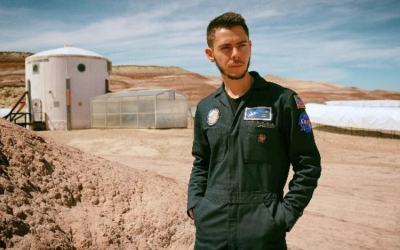 UCLA Engineering Doctoral Candidate Leads Training Program in Mars Simulation