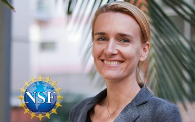 MAE Professor Receives NSF Grants for Molecular Manufacturing and Computing